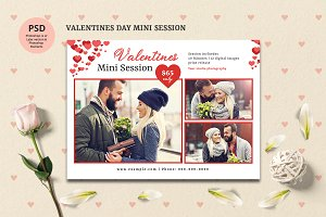 Valentines Day Mini Session V939
