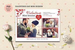 Valentines Day Mini Session V939