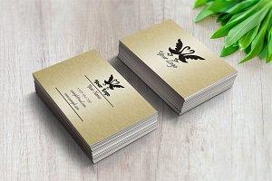 Business Card Quarto