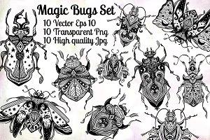 Magic Bugs Set