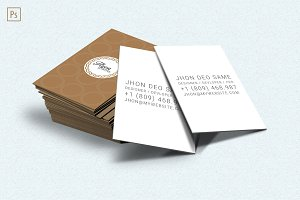 Flyon Business card Template