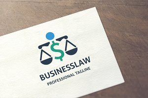 Business Law Logo