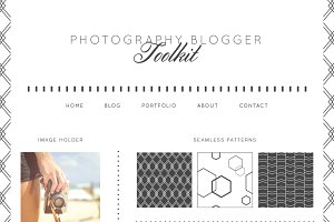 Photography Blogger Toolkit