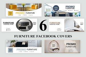 6 Furniture Facebook Covers