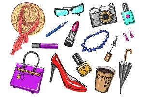 Women s accessories cosmetics
