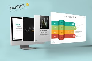 Busan - Google Slides Template