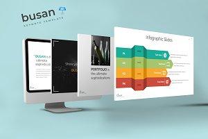 Busan - Keynote Template