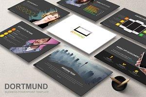 Dortmund Business Powerpoint