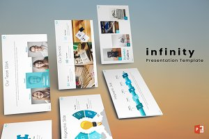 Infinity - Powerpoint Template