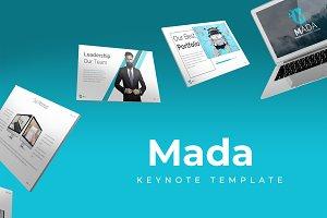 Mada - Keynote Template