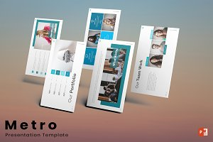Metro - Powerpoint Template