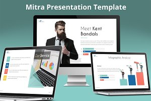 Mitra - Powerpoint Template