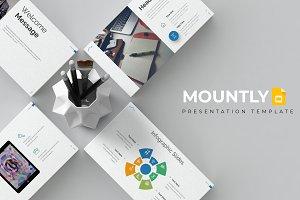 Mountly - Google Slides