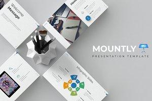 Mountly - Keynote Template