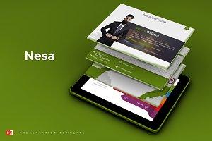 Nesa - Powerpoint Template