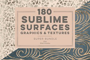 180 Sublime Surfaces Bundle