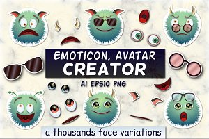 Emoticon and Avatar Creator