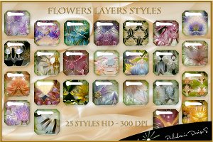 flowers styles