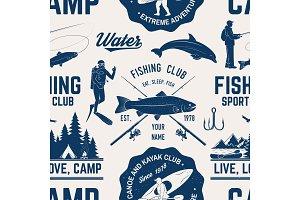 Canoe, Kayak and fishing Club