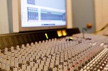 sound Studio with remote control