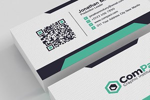 Corporate | Creative Business Card