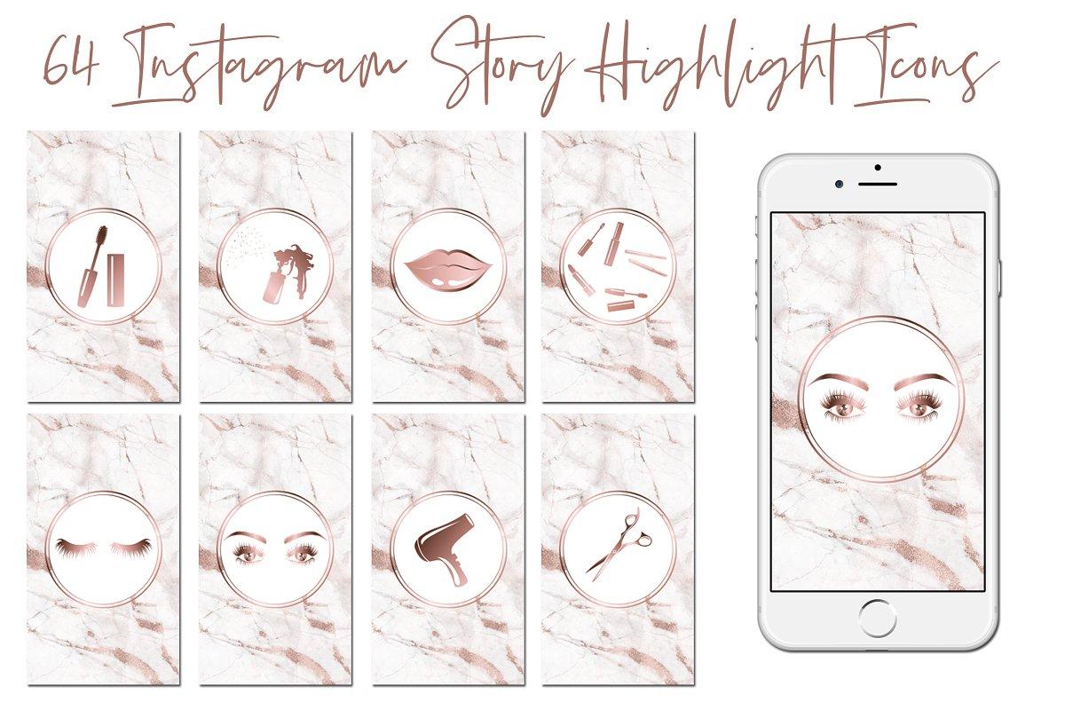 Instagram Story Highlight Icons 002b