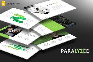 Paralyzed -  Google Slides Template