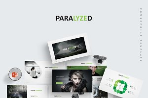 Paralyzed - Powerpoint Template