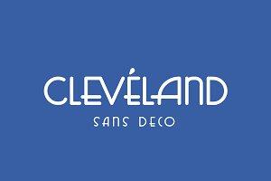 Cleveland - Sans Deco