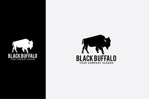 BLACK BUFFALO LOGO