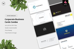 Corporate Business Card Pack