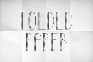 Folded Paper Texture Pack 1