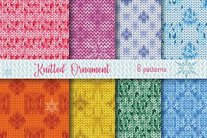 Knitted patterns 3