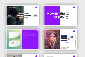 Creative Agency Sketch Template