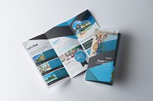 Travel & Hotel Booking Brochure