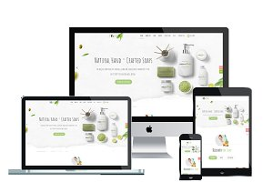 WS Foam Soap wordpress theme