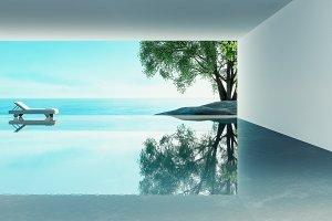 Beach living  - ocean villa