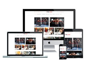 TPG Gymer Best WordPress Fitness