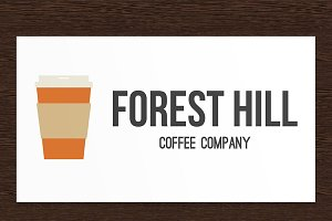 Forest Hill Coffee Shop/Company Logo