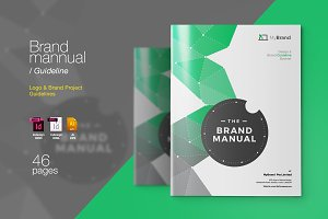 Brand Guideline Brochure