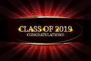 Class of 2019 Congratulations