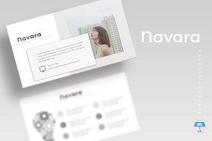Navara - Keynote Template