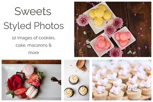 Sweets | Styled Stock Photos
