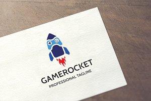 Game Rocket Logo