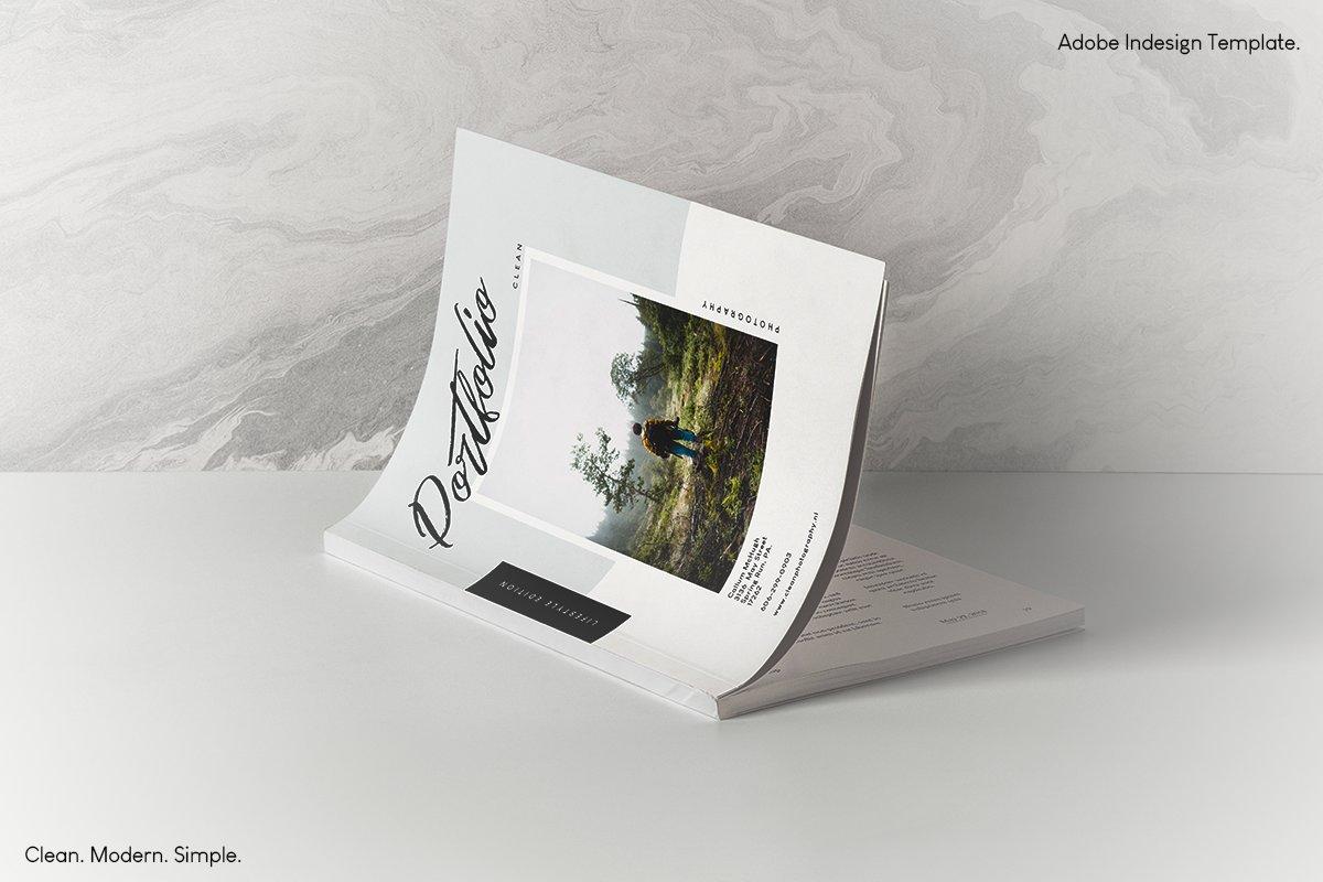 Clean - Portfolio/Brochure