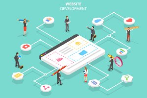 Web services agency