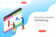 Behavioral digital marketing