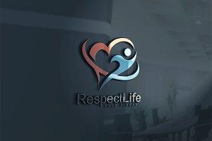 Respect Life Logo