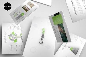 Greenach -  Google Slides Template