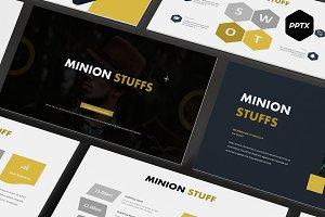 Minion - Powerpoint Template